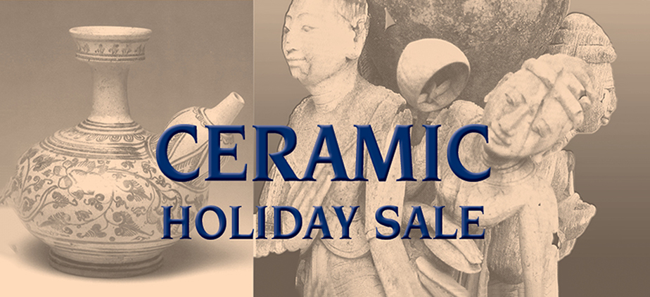 Mudslinger Holiday Ceramic Sale