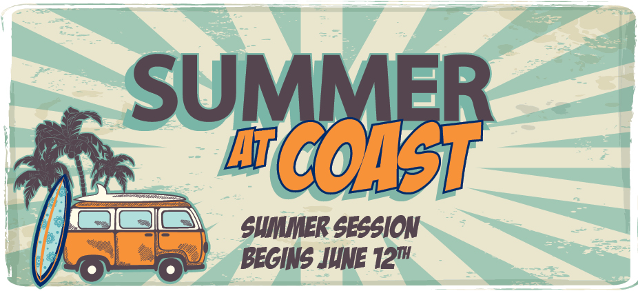 Enroll in Summer Sessions