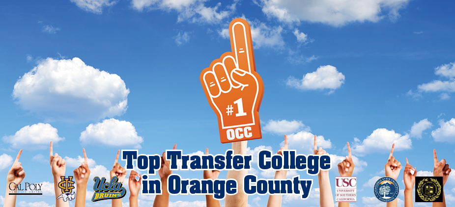#1 Community College in Orange County