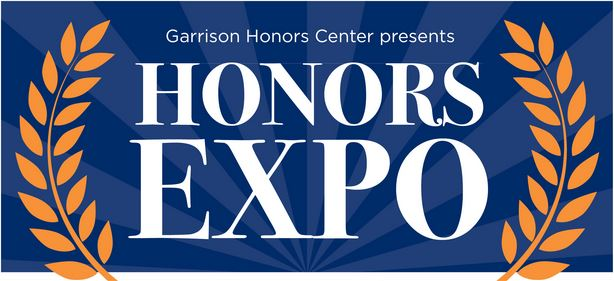 Garrison Honors Center presents Honors Expo